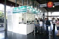Estande de justificativa eleitoral est� no Terminal Rodovi�rio de BH