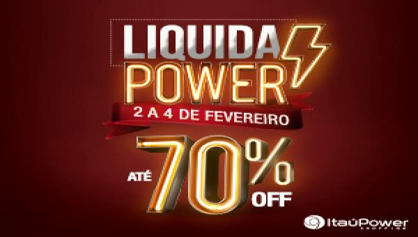 Liquida Power ItaúPower Shopping