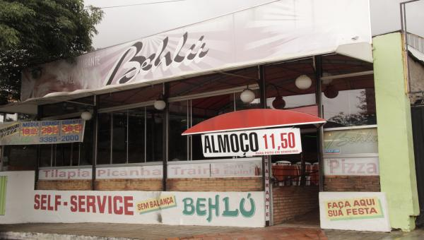 Behlú Restaurante e Pizzaria
