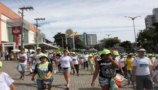 3ª Caminhada da saúde da ACIC