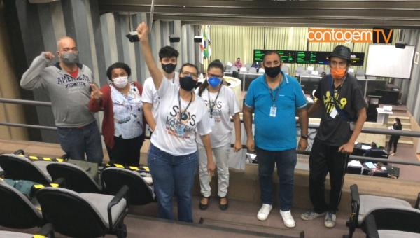 Ambientalistas protestam contra projeto que afeta a bacia de Vargem das Flores