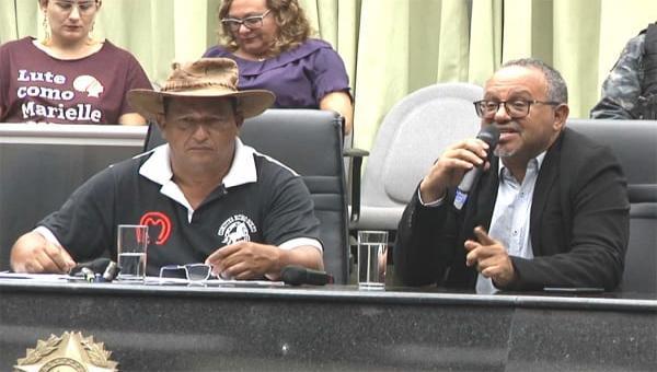 Audiência pública discute a Regulamentação das Cavalgadas, Rodeios e Similares em Contagem