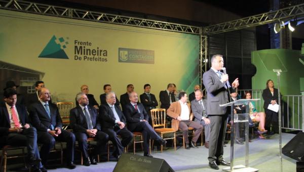 Frente Mineira de Prefeitos pretende resolver problemas comuns as cidades