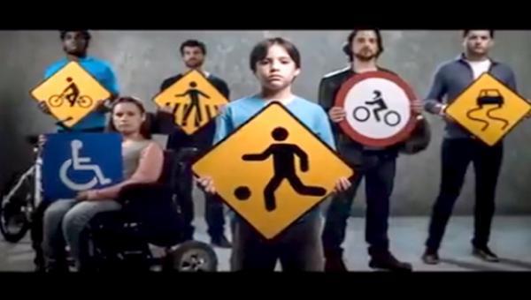 Maio Amarelo: Nós somos o trânsito