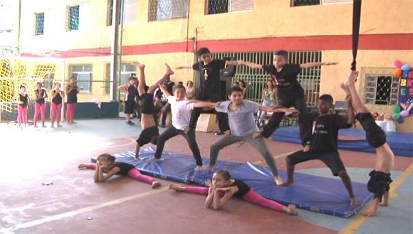 Cepa celebra o Dia das Crianças com festival