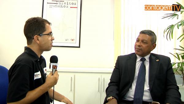 ENTREVISTA EXCLUSIVA: Dr. Joabe Santos, presidente da OAB - Contagem