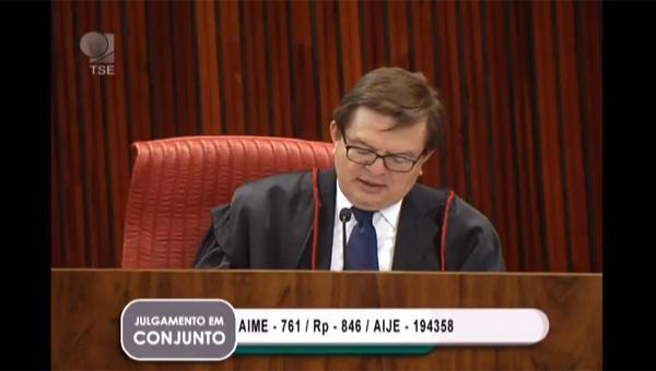 Sessão Plenária Extraordinária do Tribunal Superior Eleitoral -TSE