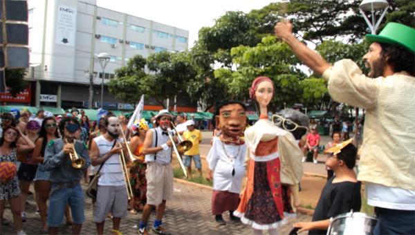 Bloco Maria Baderna brilha no Carnaval 2016