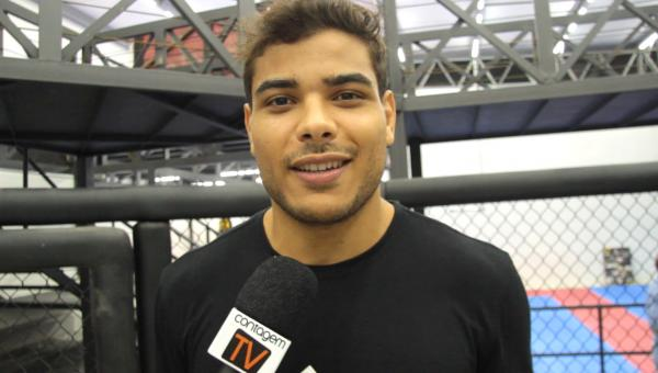 Entrevista exclusiva com o lutador de MMA Borrachinha