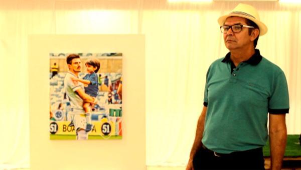 Exposição Times Mineiros Pais Campeões