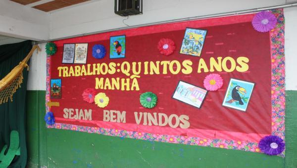 Mostra Cultural Escola Municipal Dr. Sabino Barroso