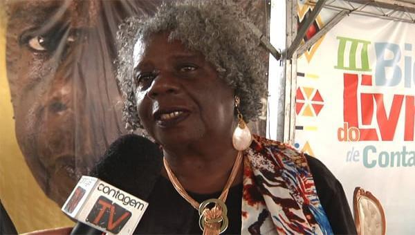 Conceição Evaristo é homenageada na 3ª Bienal do Livro de Contagem