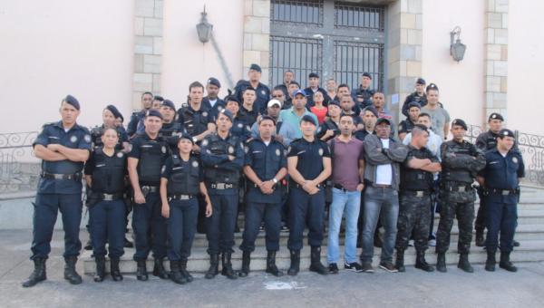 Adicional de periculosidade para a Guarda Civil de Contagem