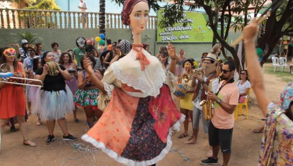 Bloco Maria Baderna no Carnaval 2017