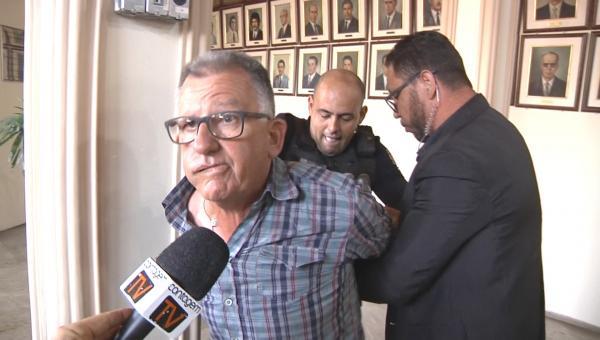 Câmara Municipal encerra o ano com  detenção por desacato