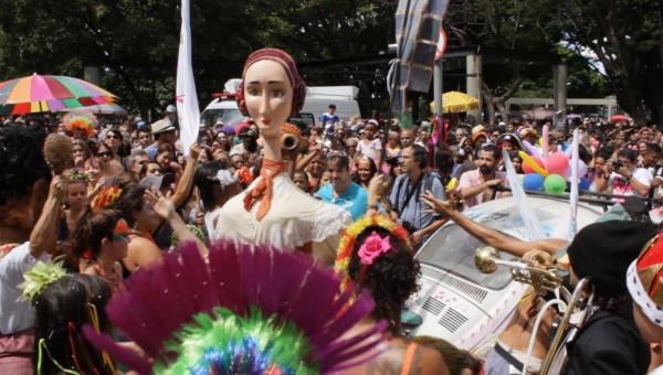 Baderneiros de Contagem fazem sucesso no Carnaval de BH