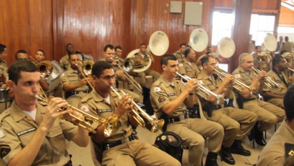 Batalhões da 2ª Região PMMG tem novos comandos