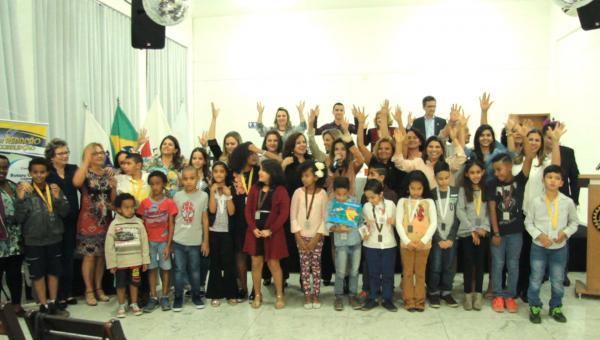 1ª Olimpíada da Redação Rotary Club Contagem das Gerais