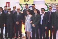 Rotary Clubs de Contagem têm novos presidentes