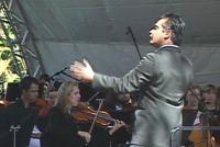 Filarmônica de Minas Gerais se apresenta em Inhotim