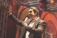 Padre Fábio de Melo faz show em Contagem