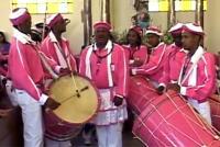 Comunidade dos Arturos faz festa para N.S. Rosário