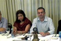 Rotary Club dá posse ao primeiro associado corporativo