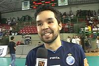 Sada/Cruzeiro alcança a liderança da Super Liga