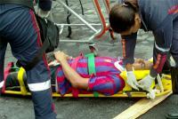 Acidente em construção mata um e deixa outro ferido