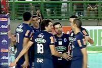 Sada Cruzeiro vence Minas Tênis no primeiro jogo da semifinal