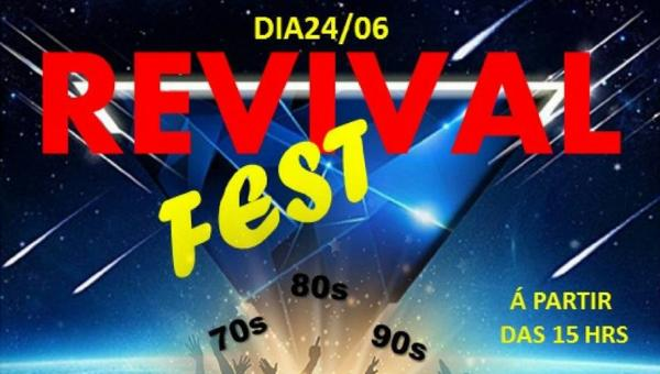 Vem aí Revival Fest no Behlu
