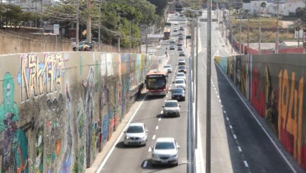 Trincheira José Quintão Romero é inaugurada com problemas