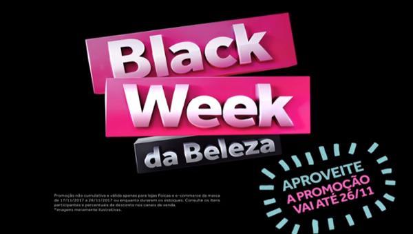 Black Week da Beleza! O Boticário