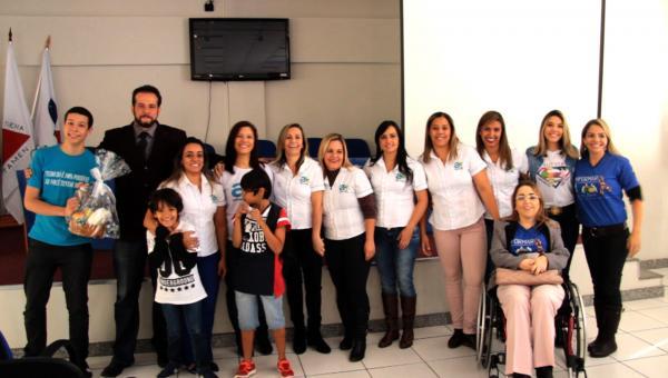 Dia Mundial do Orgulho Autista é comemorado em Contagem