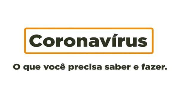 Como se proteger do coronavírus
