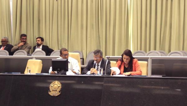 Executivo e Legislativo de Contagem mudam a Lei Maior do Município