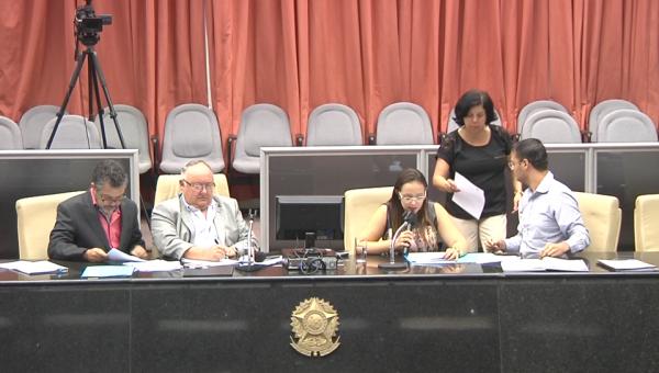 Doação de terreno vai para a sanção do prefeito