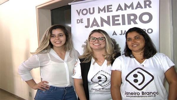 Campanha Janeiro Branco chegou a Contagem