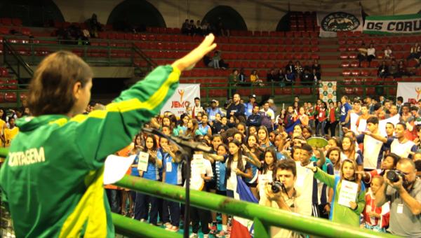 Contagem recebe os Jogos Estudantis de Minas Gerais 2015
