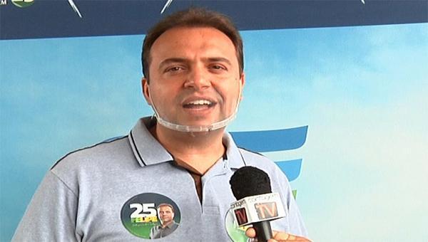 Felipe Saliba afirma que fará auditoria no atual governo