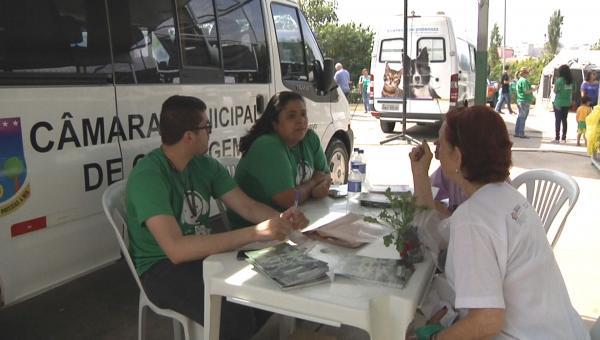 Ação social atende demandas no Parque das Amendoeiras