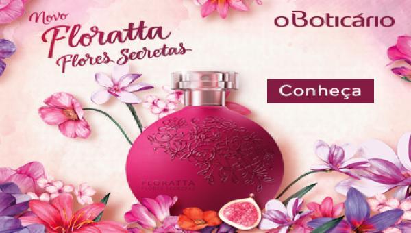 Novo Floratta Flores Secretas