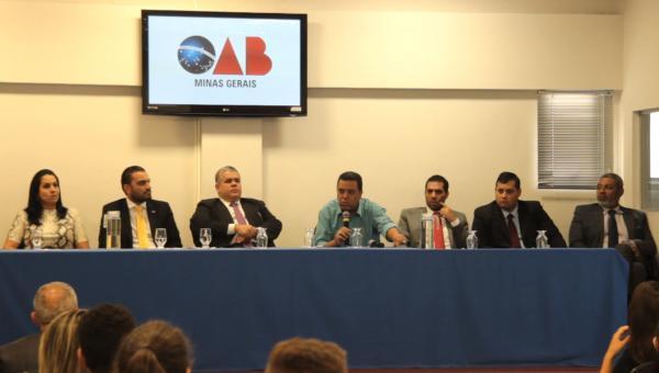 1ª Audiência Pública da OAB Contagem