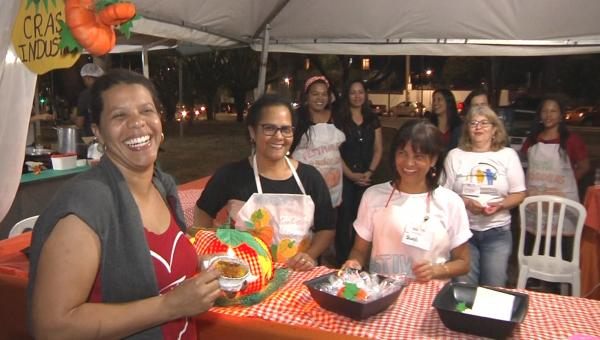 Festival Gastronômico de Abóboras de Contagem