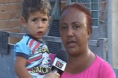 Moradores do bairro Tupã pedem socorro