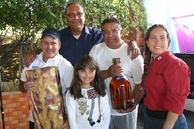 Rotary Club de Contagem comemora o dia dos pais