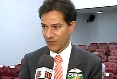 Carlin Moura - Debate com empresários de Contagem