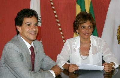 Carlin e Marília articulam transição do governo