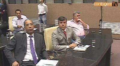Câmara Municipal de Contagem realiza a primeira reunião de 2013