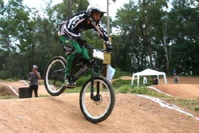 O bicicross de Contagem está vivo e competindo em alto nível